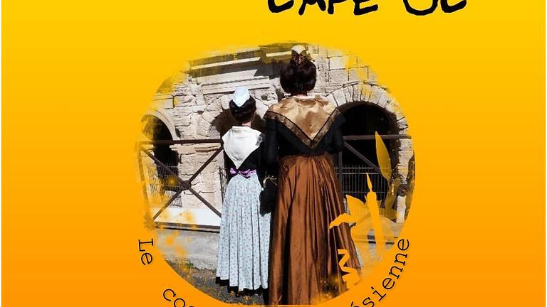 Café Oc: Le costume d' Arlésienne !