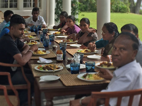 The Planters House - Sri Lanka - Tea Estate Boutique Hotel - Monarakanda Estate - New Year Celebration