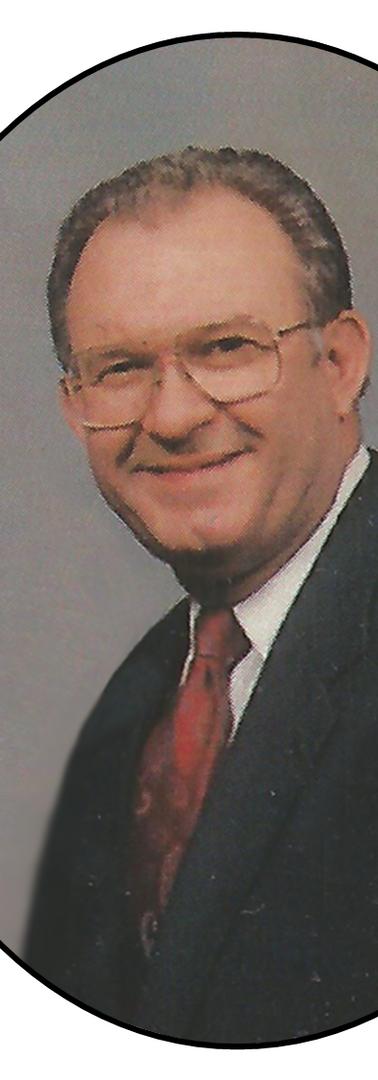 Rev. Maurice Bailey (1993-2003)