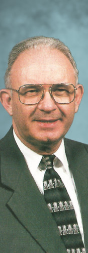 Pastor Maurice Bailey (1993-2003)