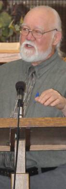 Pastor Mark Montgomery (2013-2015)
