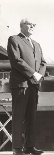 Pastor IC Wynn (1949-1959)