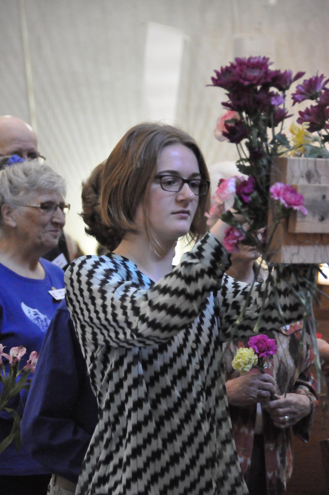 Adorning the Cross