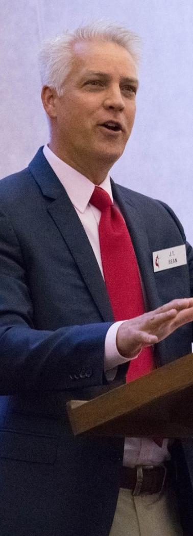 Pastor J. T. Bean (2013-Present)