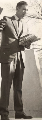 Pastor Benjamin Edwards (1959-1968)