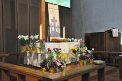 The Altar Transformed