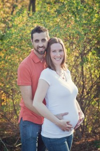 Dr. Stacey Dent's Pregnancy Story