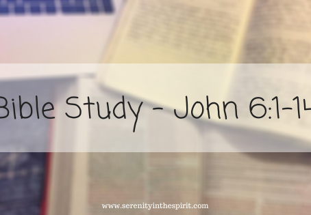 COVID-19: A John 6 Perspective - Part 1