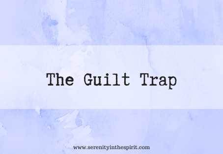 The Guilt Trap