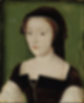 Mary De Guise Portrait attributed to Corneille de Lyon,