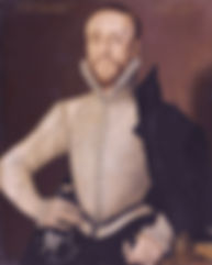 Edward Seymour,  1st Earl of Hertford Attributed to Hans Eworth 1564