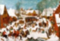 The massacre of the Innocents, 1565–67 By ArtistBruegel, Peter (the Elder) Between 1565 and 1567