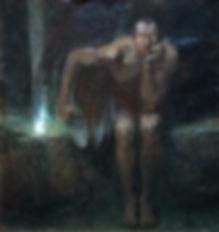 Lucifer (1890) by Franz Stuck.