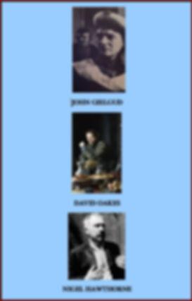 FICTIONAL PORTRAYLS OF GEORGE PLANTAGENET