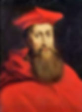 Cardinal_Reginald_Pole.         Willem van De Passe  1620