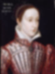Mary_Stuart_Queen.Portrait by François Clouet, c. 1558–1560
