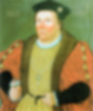 Edward Stafford 3rd Duke of Buckingham Lord High Constable By unknown artist 1519