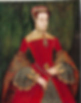 Mary FitzAlan, Duchess of Norfolk By Hans Eworth1565