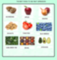 The best foods for depression