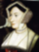 Margaret Roper From a1593copy of a now-lostHans Holbeinportrait of the women inThomas More's family.