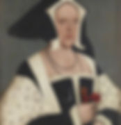 Margaret Wotton, Marchioness of Dorset By Hans Holbein the Younger 