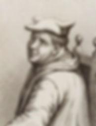 Edmund Bonner Bishop of London Engraving after 16th-century portrait 1800#edmundbonner#clergy#