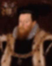 Sir Henry Sidney Lord Deputy of Ireland Portrait byArnold van Bronckhorst 1573