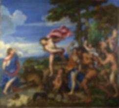 Bacchus and Ariadne, c. 1520-1523.