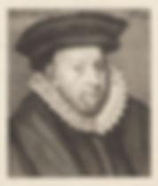 Sir Thomas Bromley Lord ChancellorofEngland. Unknown Artist