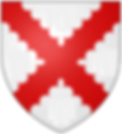 Tibetot (or Tiptoft  FAMILY  COAT OF ARMS