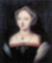 Mary Boleyn Unknown Artist