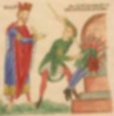 Hortus Deliciarum - Antichrist