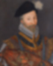 William Howard 1st Baron Howard of Effingham by English School of the 16th century