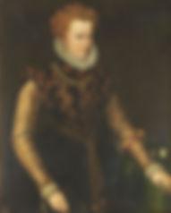 Jane Dormer,  Duchess of Feria byAntonis Mor 1558
