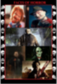 FACES OF HORROR