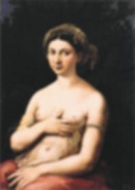 La Fornarina, Raphael's mistress