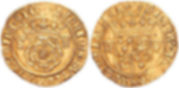 GOLD CROWN OF HENRY VIII, MINTED C. 1544–1547