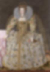 Catherine Howard, Countess of Nottingham Robert Peake the elder 1597  