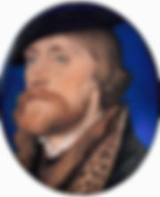 Thomas Wriothesley 1st Earl of Southampton miniature by Hans Holbein the Younger 1535