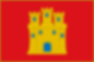 The Flag of Coat of Arms of The Kingdom of Castile
