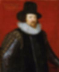 Francis Bacon, 1st Viscount St Alban byFrans Pourbus (1617)