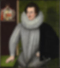 Charles Blount 1st Earl of Devonshire Unknown artist 1594