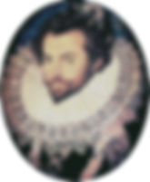 Sir Walter Raleigh  1585