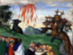 "Matthias Gerung (1500–1570), ""The Beasts of Revelation"