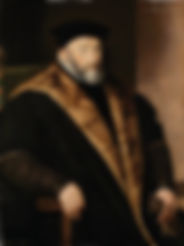 Thomas Audley, 1st Baron Audley of Walden Lord Chancellor By an Unknown Artist 1569