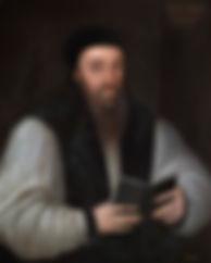 Edmund Grindal Follower of Dirk Vos 1580