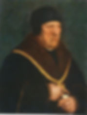 Henry Wyatt English courtier, and politician. by Hans Holbein the Younger 1537