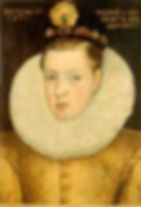 James in 1586, age 20