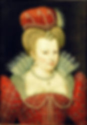Margaret of Valois Queen consort of France  Queen consort of Navarre  Father Henry II of France  Spouse Henry IV of France  Portrait byUnknown Author  16th Century