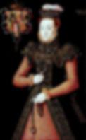 Eleanor Brandon Countess of Cumberland By Hans Eworth 1565